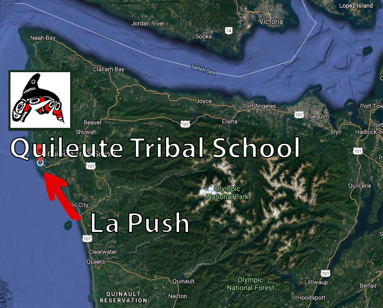 Quileute Tribal School